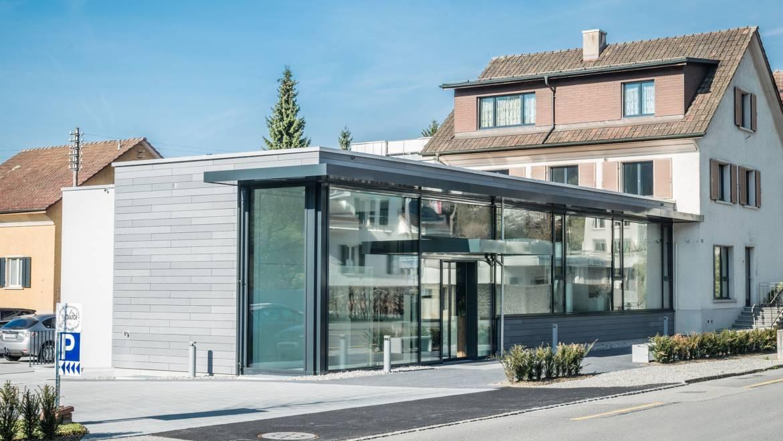 Eröffnung Neubau Härdi Orthotech AG